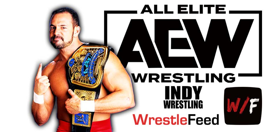 Chavo Guerrero AEW Article Pic 1 WrestleFeed App