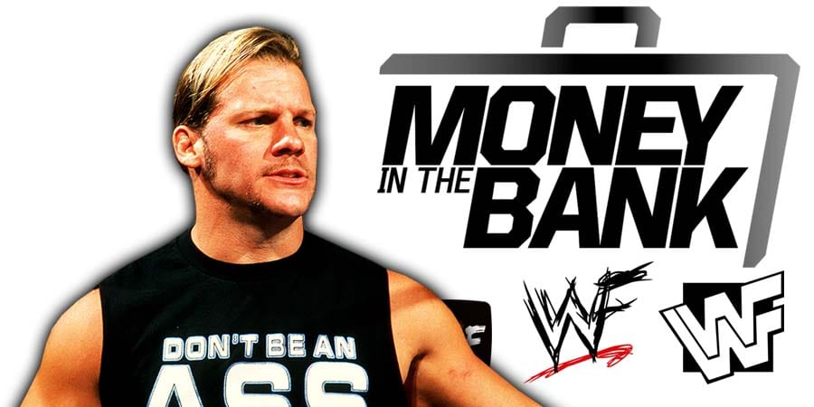 Chris Jericho Money In The Bank 2021 WrestleFeed App