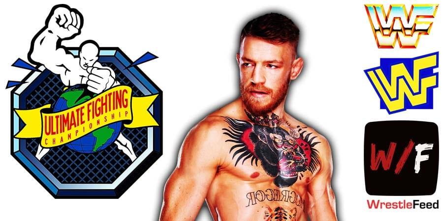 Conor McGregor Article Pic 2 WrestleFeed App