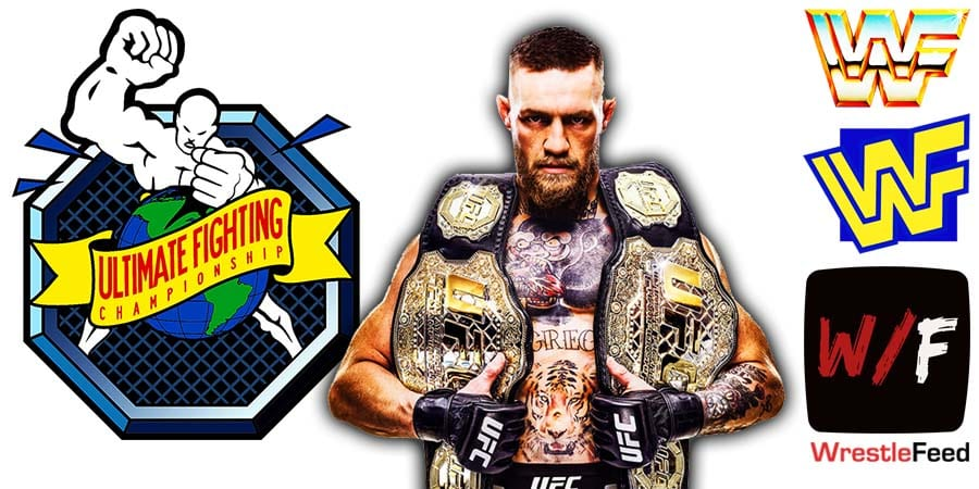 Conor McGregor Article Pic 3 WrestleFeed App