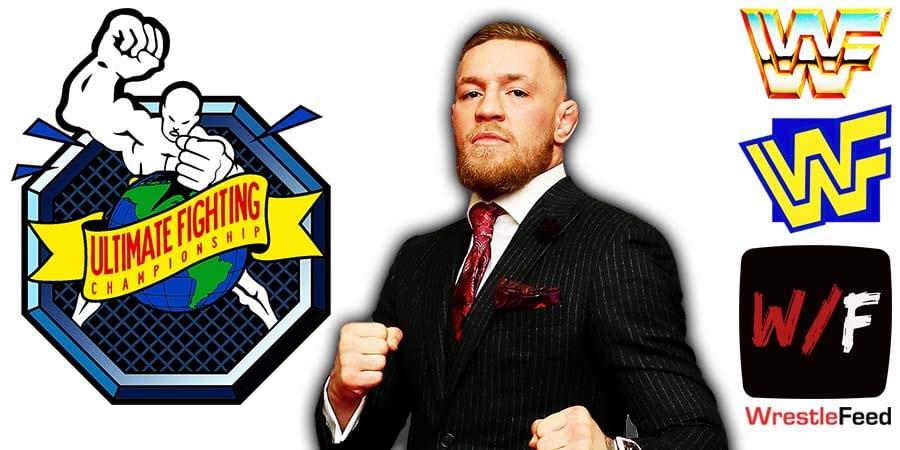 Conor McGregor Article Pic 4 WrestleFeed App
