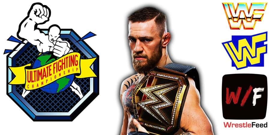 Conor McGregor Article Pic 7 WrestleFeed App