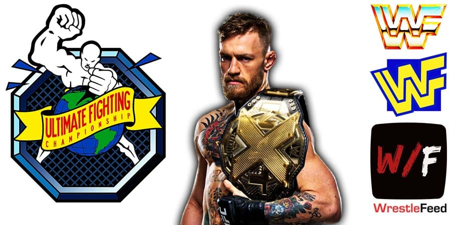Conor McGregor Article Pic 8 WrestleFeed App