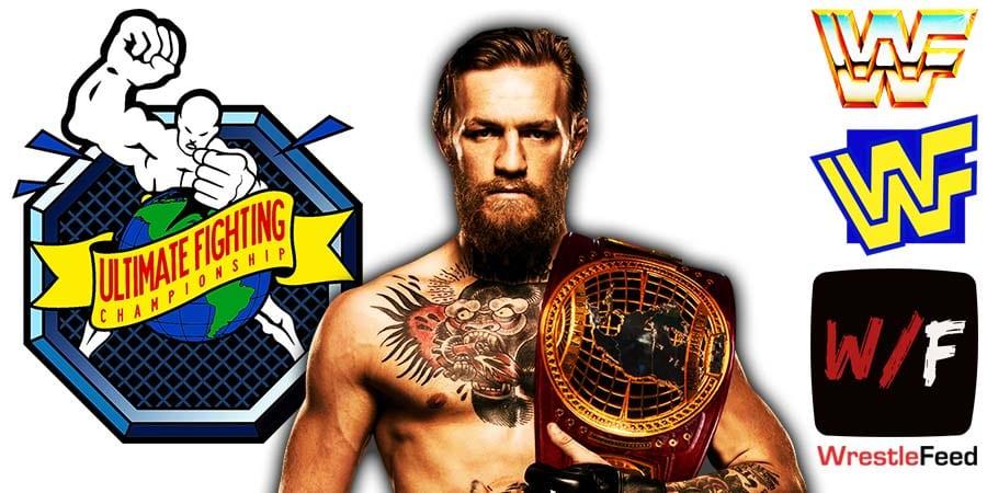 Conor McGregor Article Pic 9 WrestleFeed App