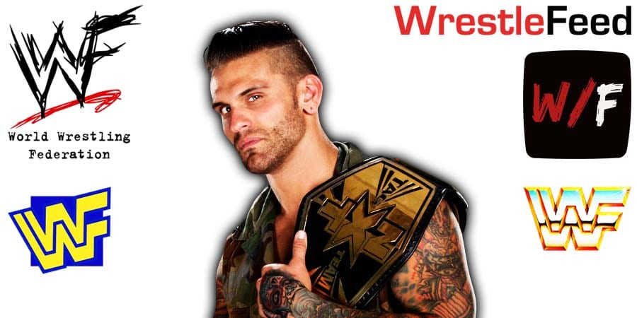 Corey Graves Article Pic 1 WrestleFeed App