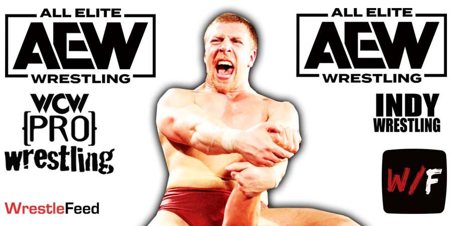 Daniel Bryan AEW Article Pic 5 WrestleFeed App