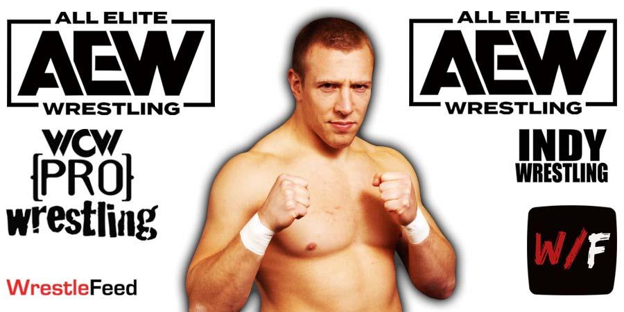 Daniel Bryan AEW Article Pic 7 WrestleFeed App