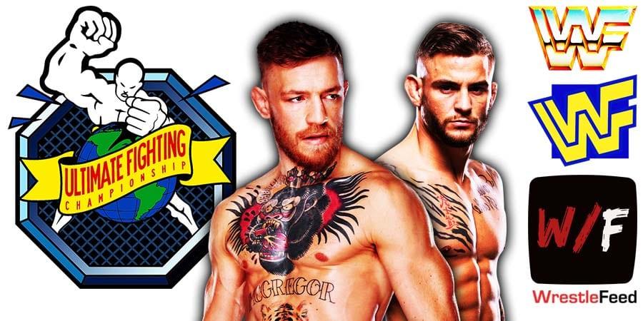 Dustin Poirier defeats Conor McGregor at UFC 264 WrestleFeed App