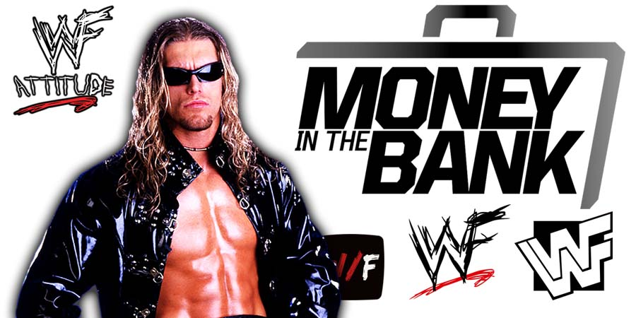Edge WWE Money In The Bank