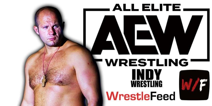 Fedor Emelianenko AEW Article Pic 1 WrestleFeed App