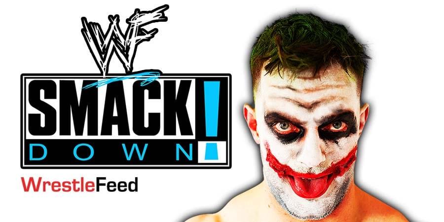 Finn Balor SmackDown Article Pic 1 WrestleFeed App