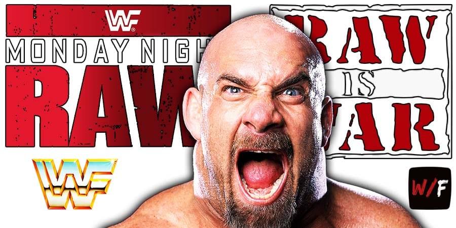Goldberg RAW Article Pic 7 WrestleFeed App
