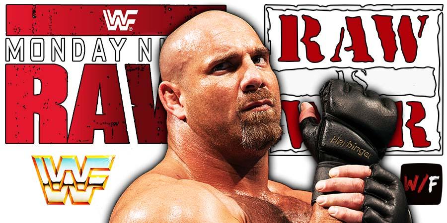 Goldberg RAW Article Pic 8 WrestleFeed App