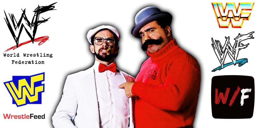 Harvey Wippleman & Big Bully Busick Article Pic 2 WrestleFeed App