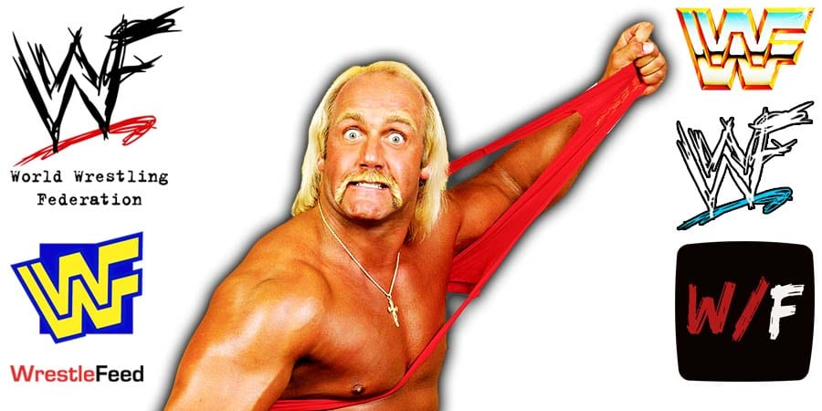 Hulk Hogan Article Pic 14 WrestleFeed App