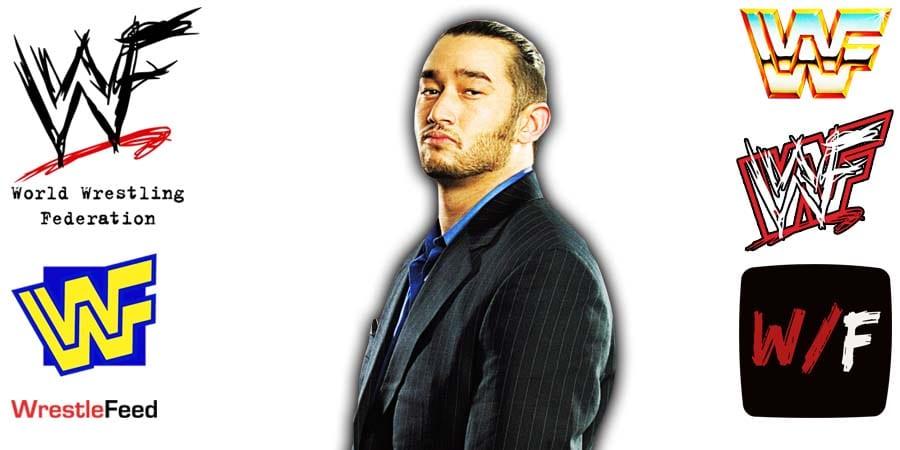 Jimmy Wang Yang - Akio Article Pic 1 WrestleFeed App