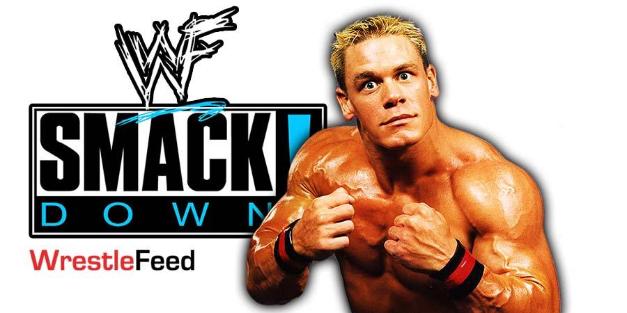 John Cena SmackDown Article Pic 4 WrestleFeed App