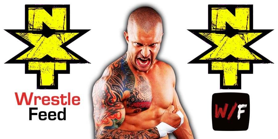 Karrion Kross - Killer Kross NXT Article Pic 5 WrestleFeed App