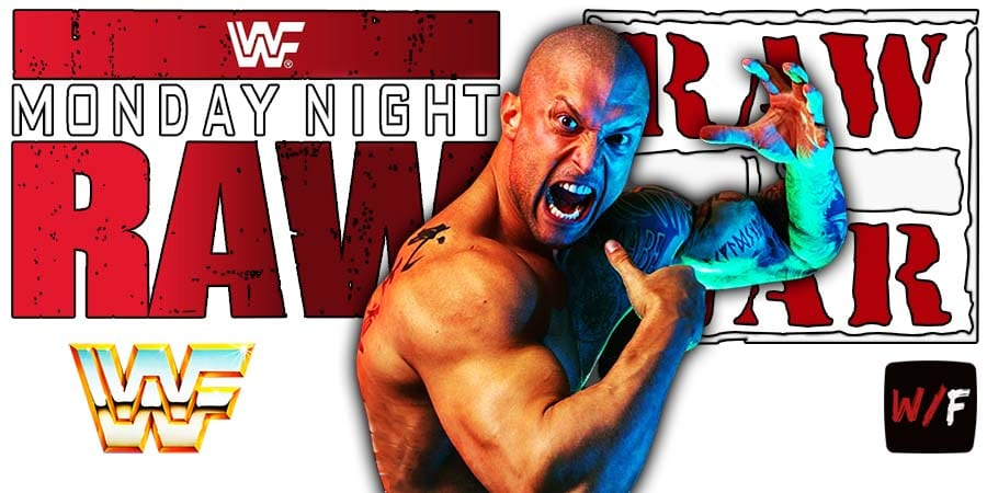Karrion Kross RAW Article Pic 1 WrestleFeed App
