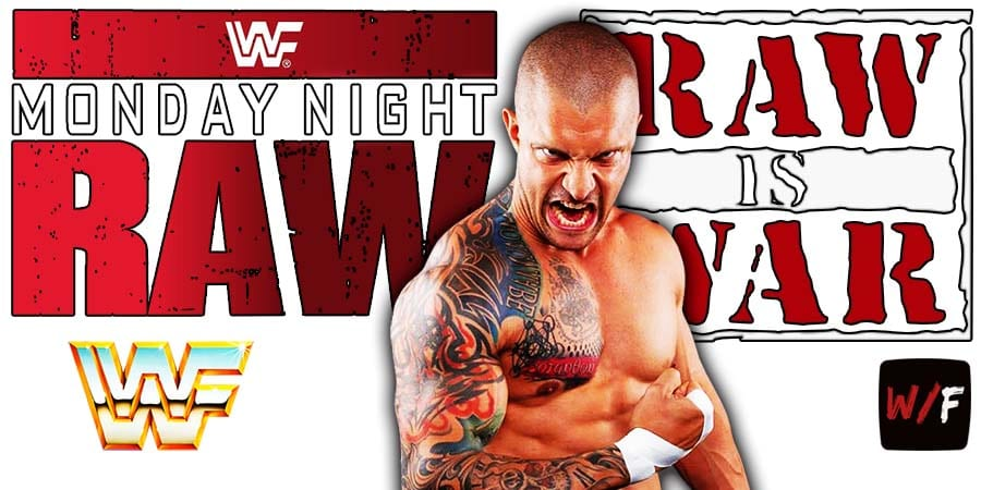 Karrion Kross RAW Article Pic 2 WrestleFeed App