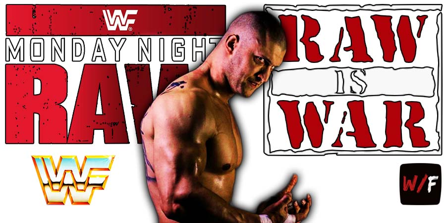 Karrion Kross RAW Article Pic 3 WrestleFeed App