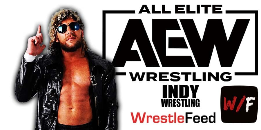 Kenny Omega AEW Article Pic 3 WrestleFeed App