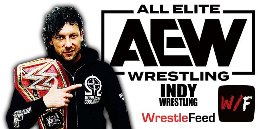 Kenny Omega AEW Article Pic 4 WrestleFeed App