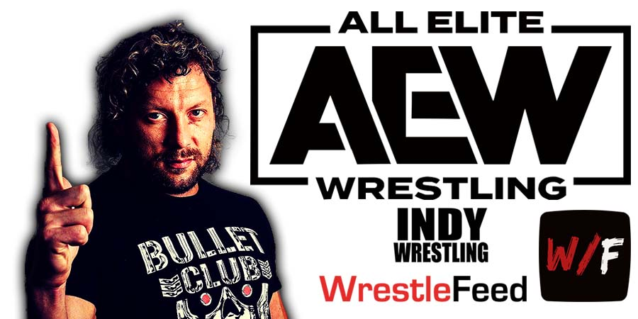 Kenny Omega AEW Article Pic 5 WrestleFeed App
