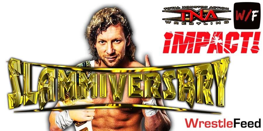 Kenny Omega Wins At Impact Wrestling Slammiversary 2021 WrestleFeed App