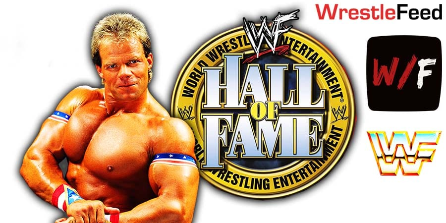 Lex Luger WWE Hall Of Fame WrestleFeed App