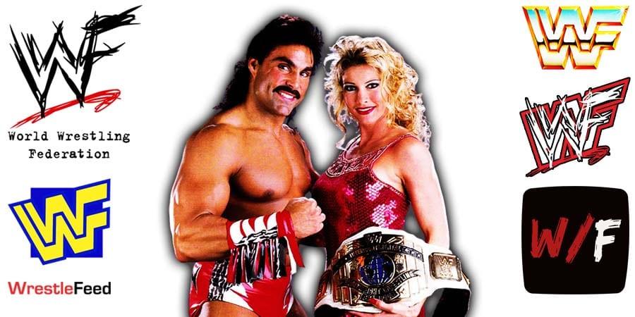 Marc Mero - Johnny B Badd Article Pic 2 WrestleFeed App