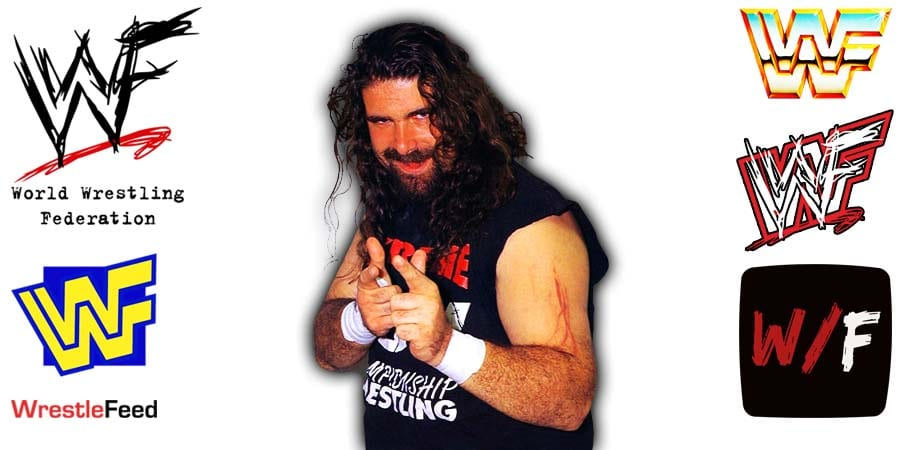 Mick Foley Cactus Jack Mankind Dude Love Article Pic 8 WrestleFeed App