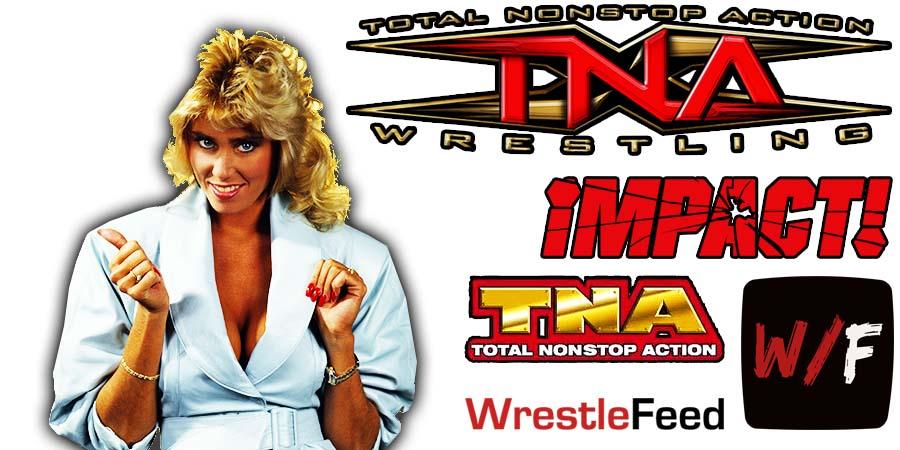 Missy Hyatt TNA Impact Wrestling WrestleFeed App
