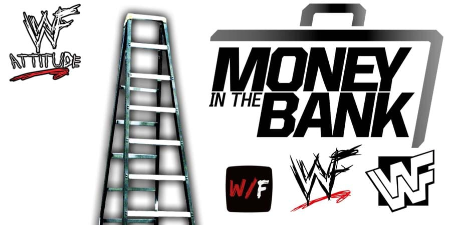 Money In The Bank Ladder Match Article Pic 1 WrestleFeed App
