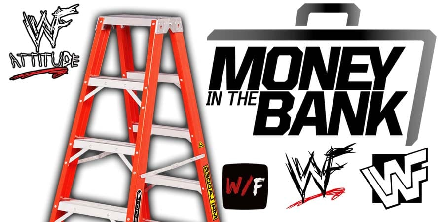 Money In The Bank Ladder Match Article Pic 2 WrestleFeed App