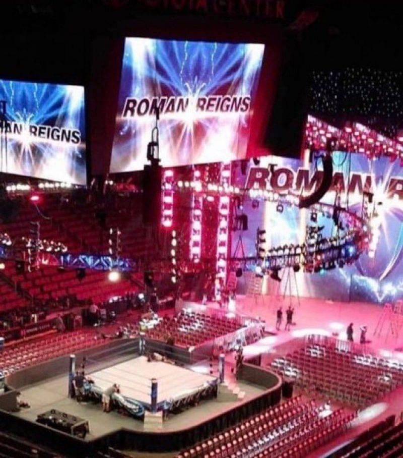 New SmackDown Set July 2021