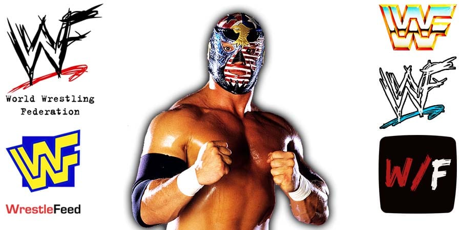 Patriot WWF WCW Article Pic 1 WrestleFeed App
