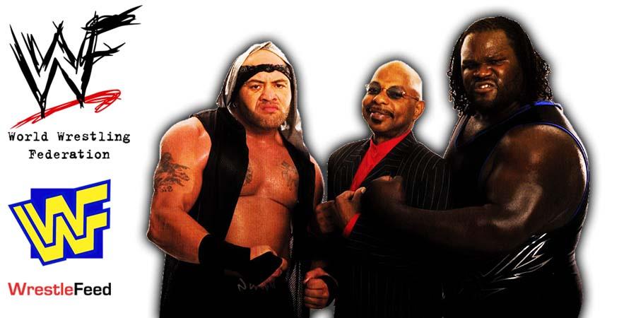 Rodney Mack Teddy Long Mark Henry Article Pic 1 WrestleFeed App