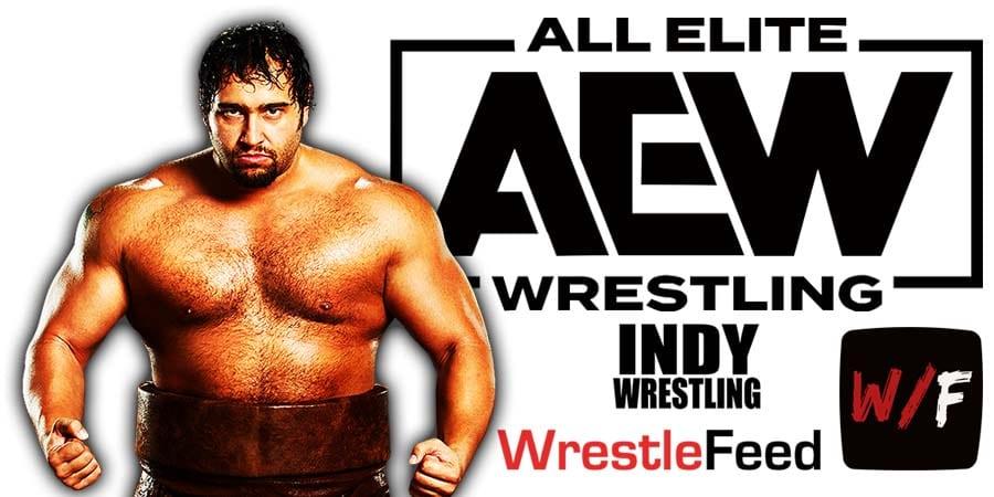 Rusev Miro AEW Article Pic 9 WrestleFeed App