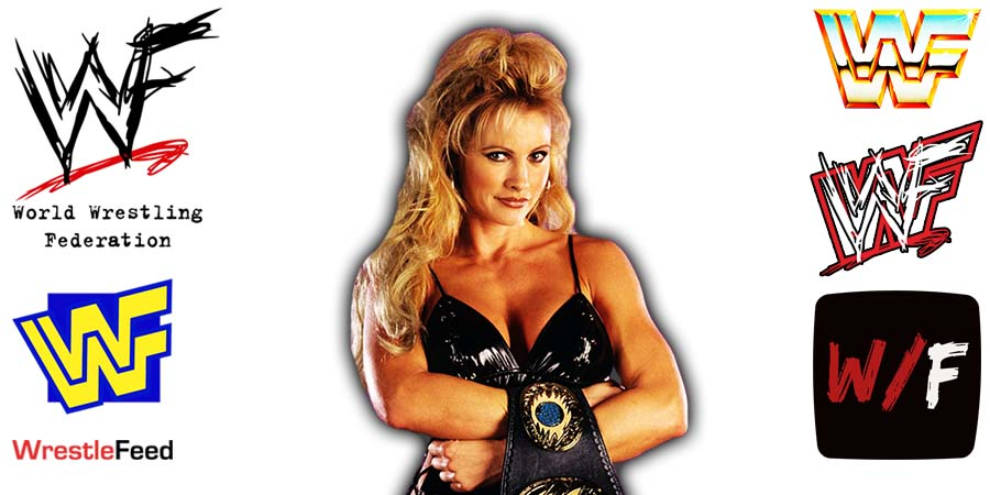 Sable WWF WWE Article Pic 3 WrestleFeed App