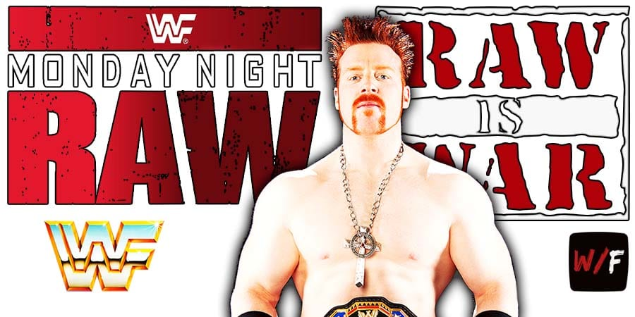 Sheamus RAW Article Pic 5 WrestleFeed App