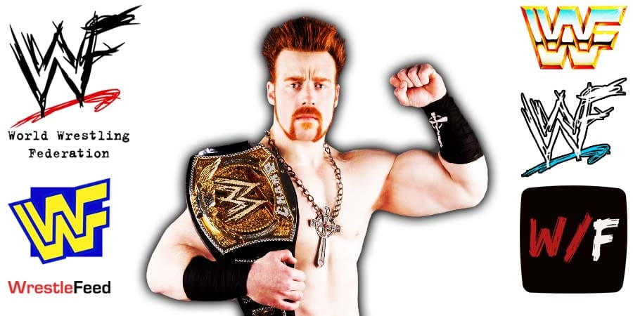 Sheamus WWE Champion Article Pic 2 WrestleFeed App