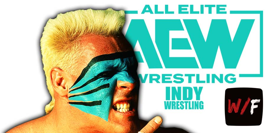 Sting AEW All Elite Wrestling Article Pic 23 WrestleFeed App
