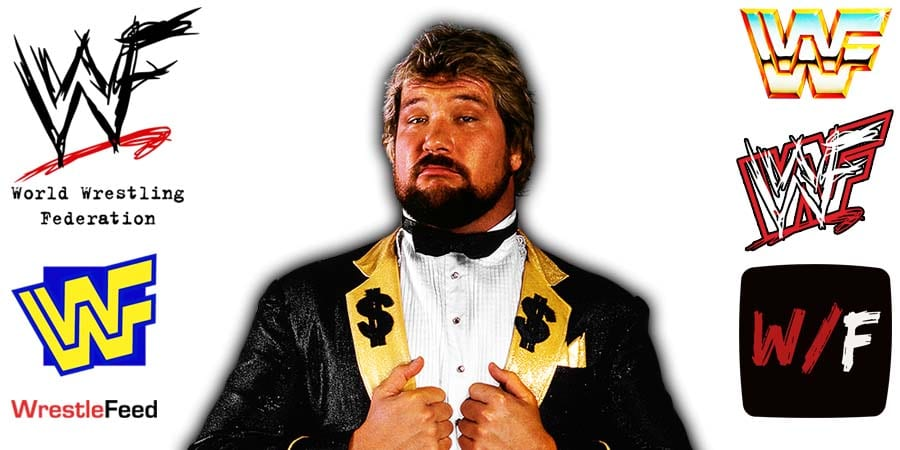 Ted DiBiase The Million Dollar Man Article Pic 3 WrestleFeed App