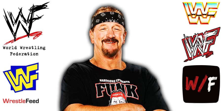 Terry Funk Article Pic 2 WrestleFeed App