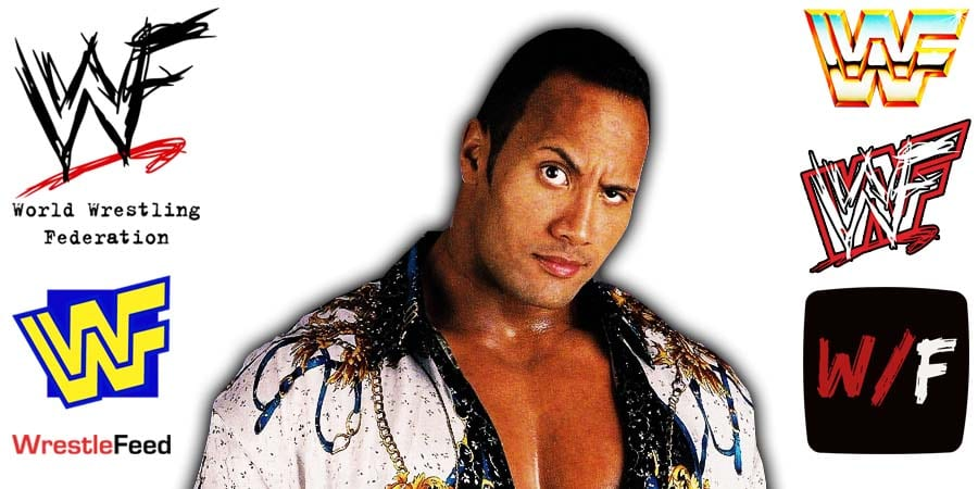 The Rock Article Pic 20 WrestleFeed App