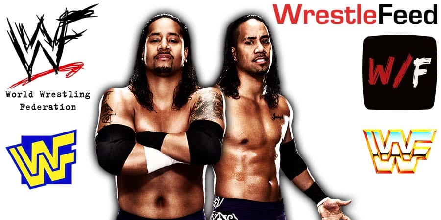 The Usos Article Pic 1 WrestleFeed App