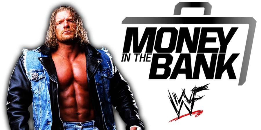 Triple H Money In The Bank 2021