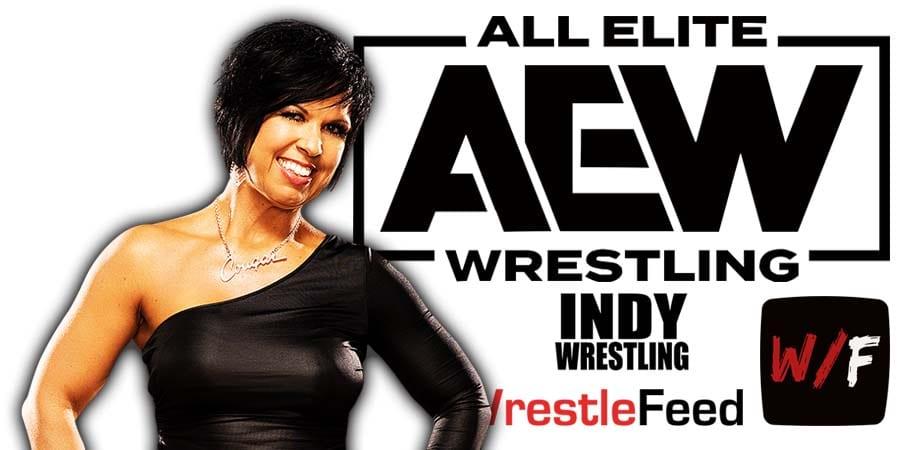 Vickie Guerrero AEW Article Pic 2 WrestleFeed App