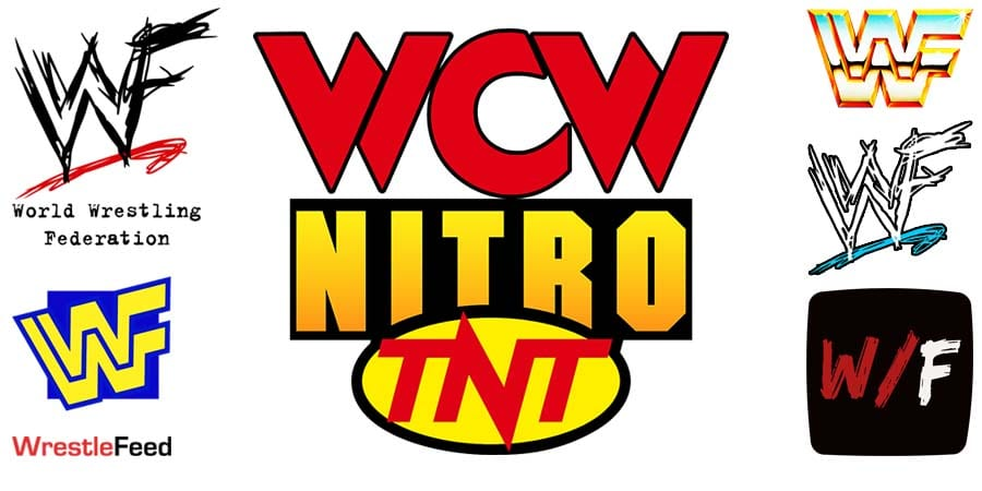 WCW Monday Nitro Article Pic 1 WrestleFeed App